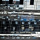 urban abstract by Bruce  Dickson