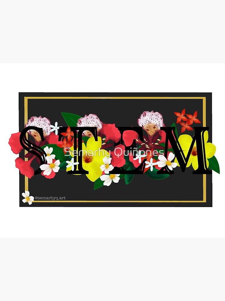 Flowers & STEM by semarhy