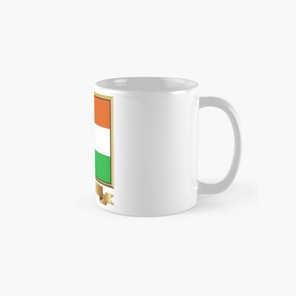 Niger Named Flag Gifts, Stickers and Products Classic Mug