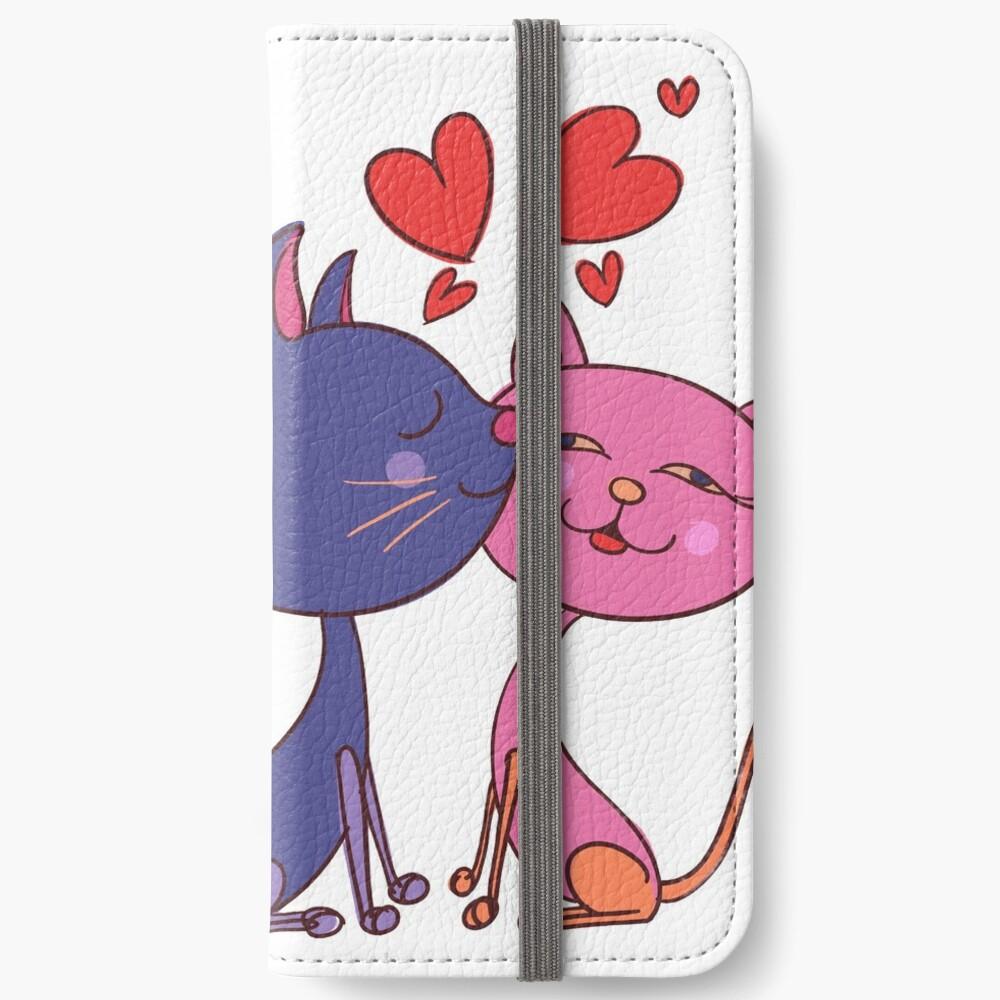 Super Cute Cats Drawing Cartoon Clipart Kawaii Kissing Cat