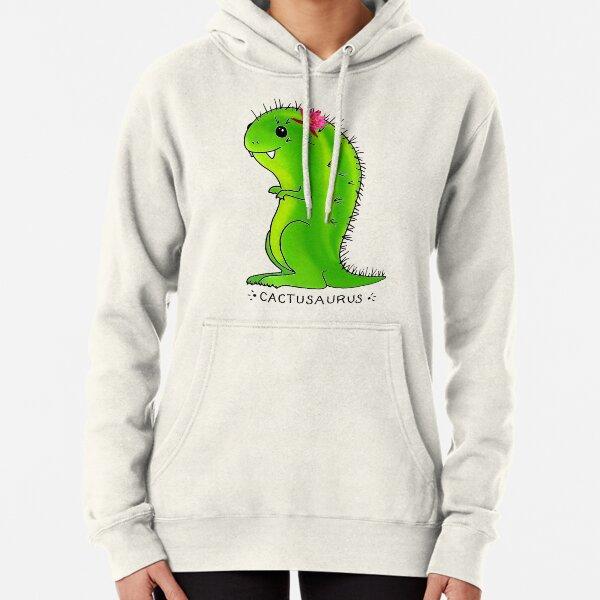 Cactusaurus Pullover Hoodie