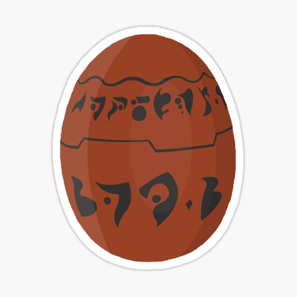 Jak and Daxter - Precursor Orb Sticker