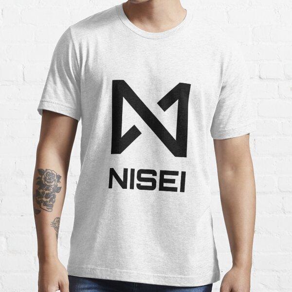 NISEI (Black) Essential T-Shirt