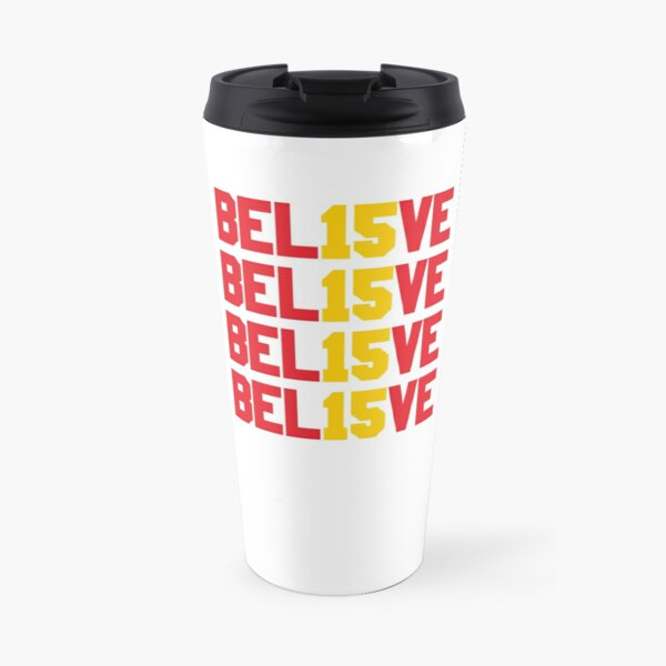 Believe in Kansas City 15 Travel Mug