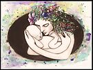 A mothers love by Jenny Wood