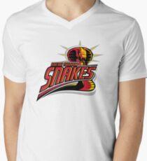 New York Snakes Men's V-Neck T-Shirt
