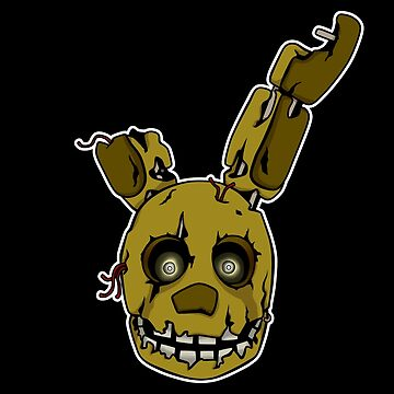 Five Nights at Freddy's - FNAF 3 - Springtrap  by Kaiserin