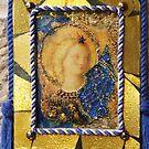 Blue Angel. (detail) by Ian A. Hawkins