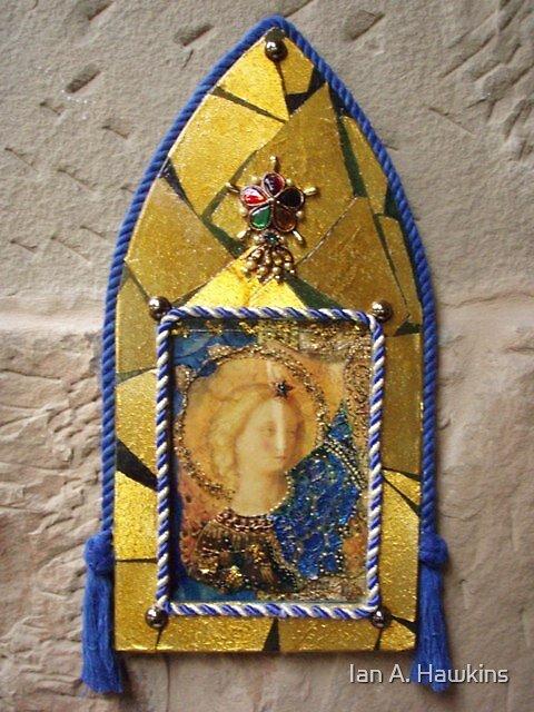 Blue Angel. by Ian A. Hawkins