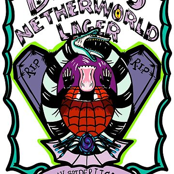 Deetz's Netherworld Lager by GoldDustGypsy