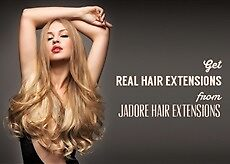 Get Real Extensions From Jadore Hair Extensions by hairsupplies7