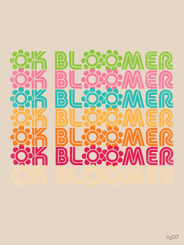 OK Bloomer by kg07