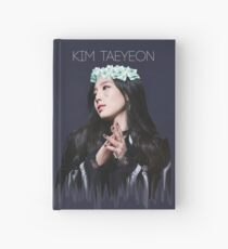 Girls' Generation - Kim Taeyeon Hardcover Journal