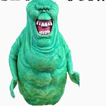 Slime Monster  by mkgiorgio