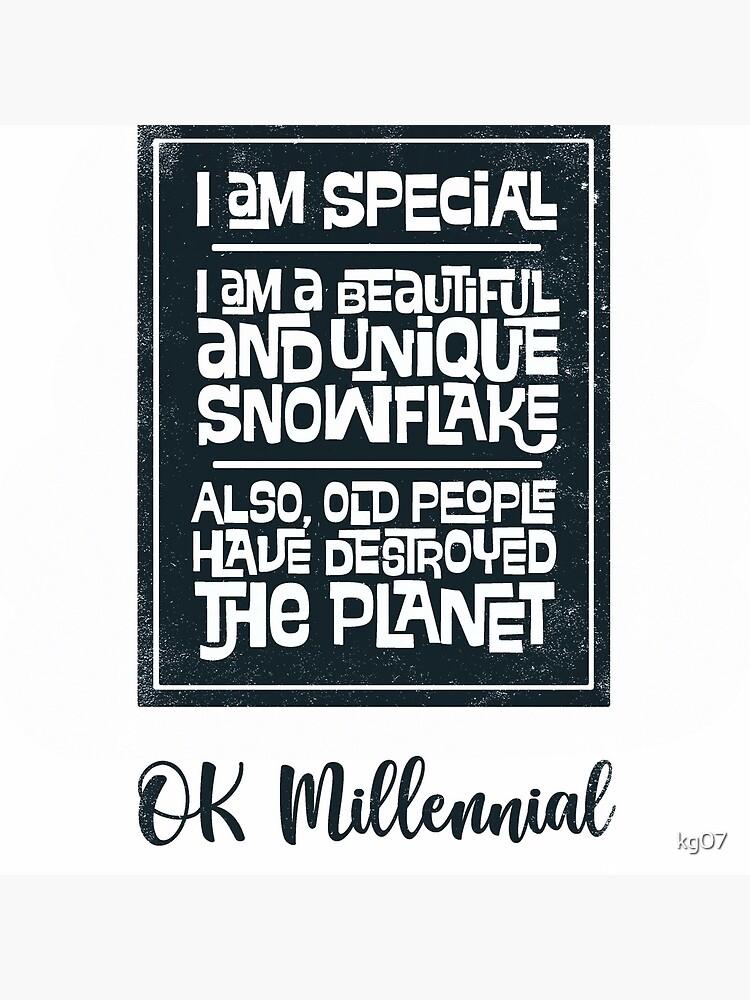 OK Millennial by kg07