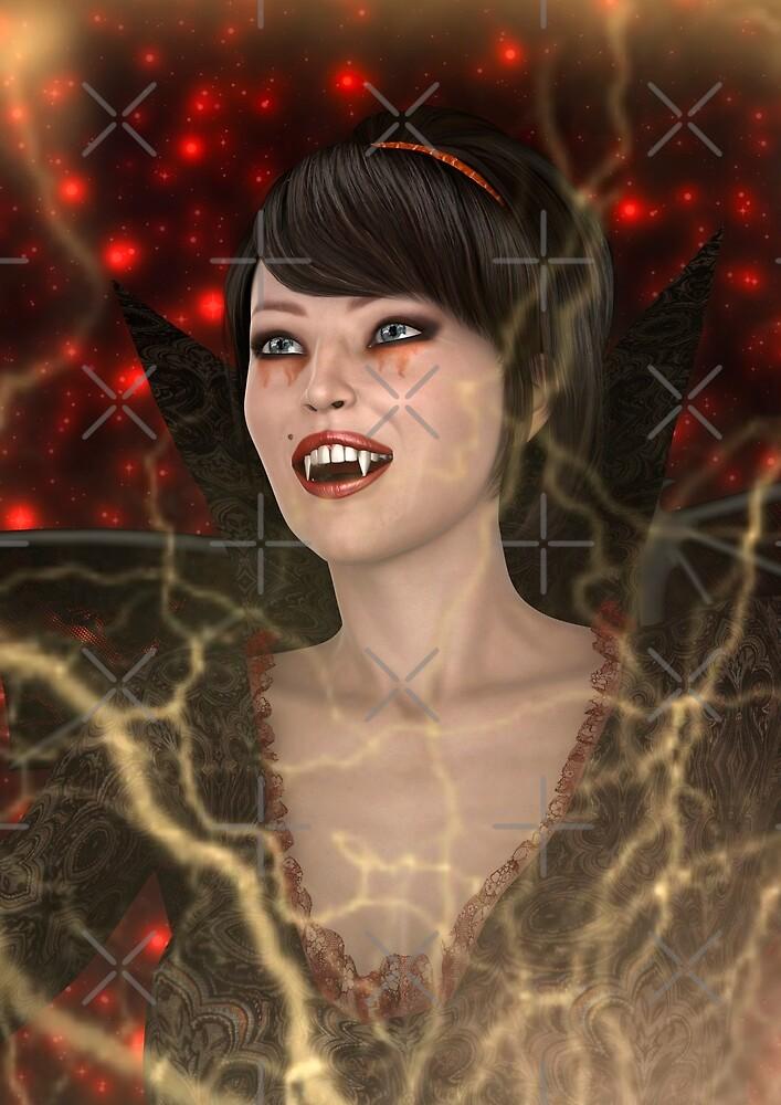 Lady Vamp by Vac1