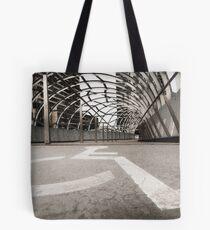 webb bridge wheelchair Tote Bag