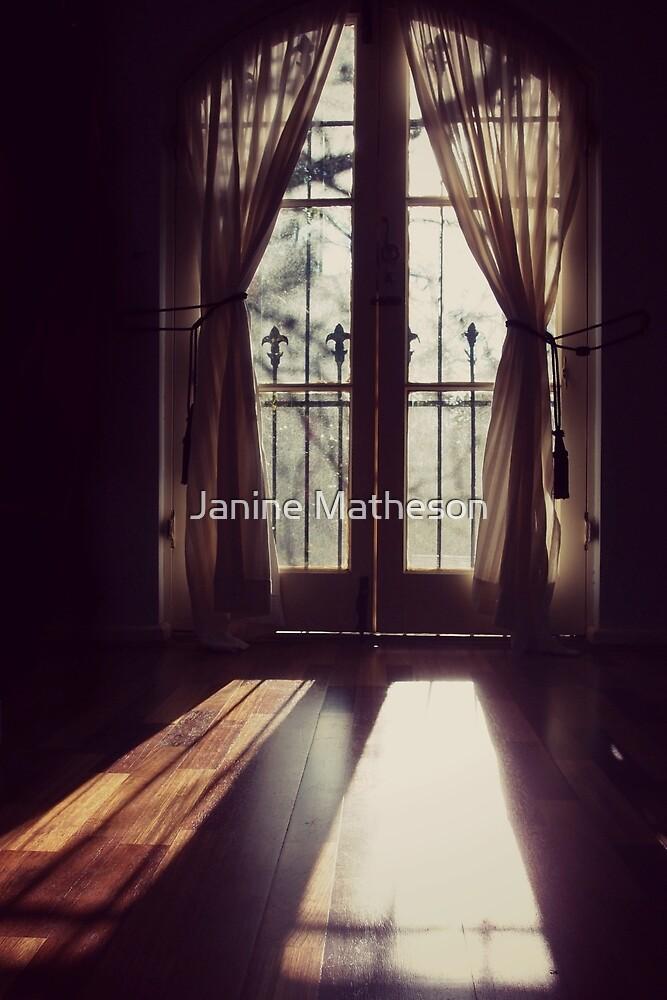 silent light by Janine Matheson