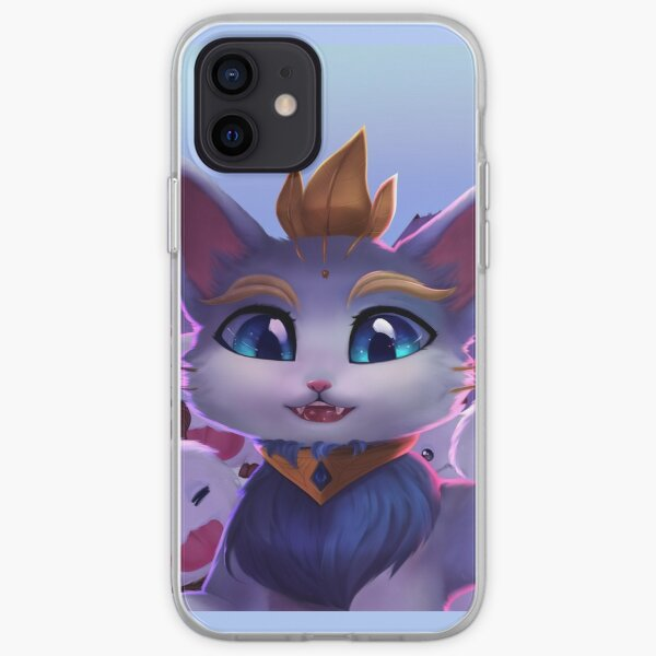 Yuumi and the poros iPhone Soft Case