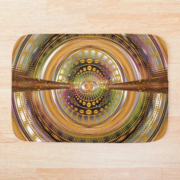 2nd Dimension Healing Code Bath Mat