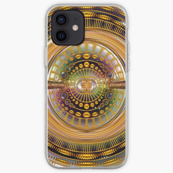 2nd Dimension Healing Code iPhone Soft Case