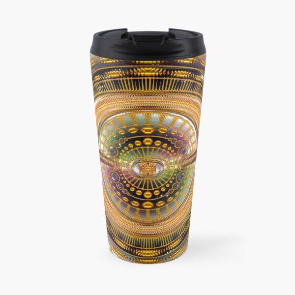 2nd Dimension Healing Code Travel Mug