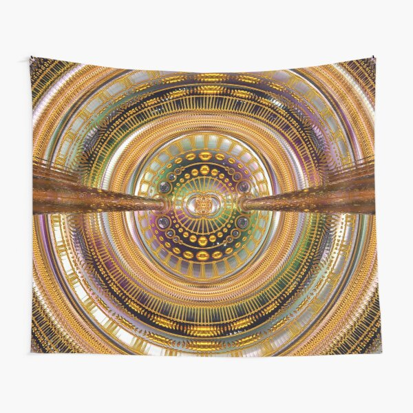 2nd Dimension Healing Code Tapestry
