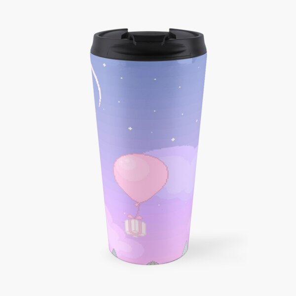 Animal Crossing Evening Travel Mug