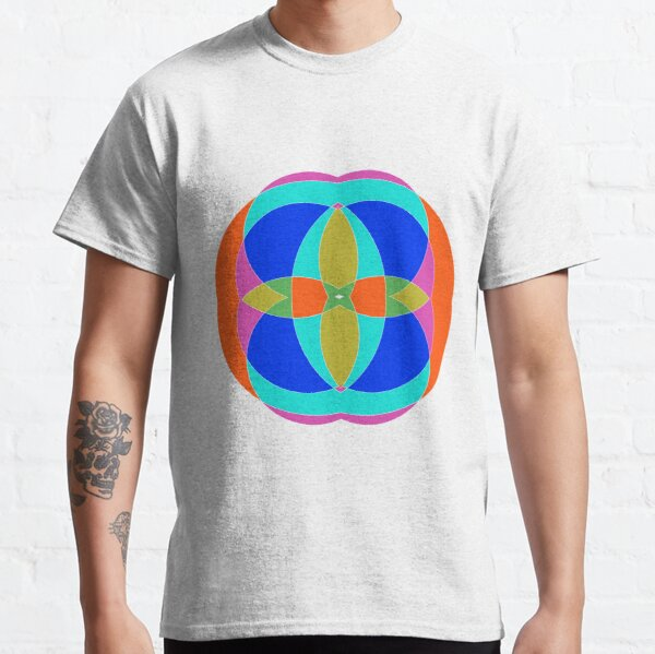 Circle, 2D shape Classic T-Shirt