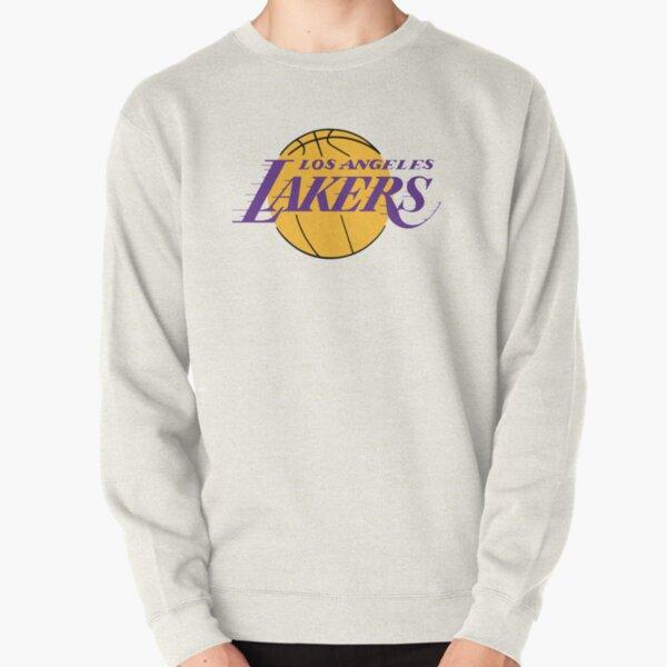 Sport Lakers Logo Pullover Sweatshirt