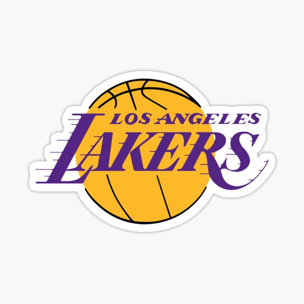Sport Lakers-Logo Sticker