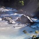 Paddys River, Through the Mists and Downstream by bazcelt