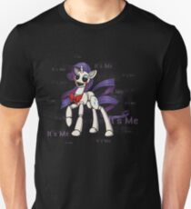My Little Pony - MLP - FNAF - Rarity Animatronic T-Shirt