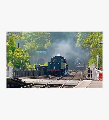 Grosmont Station Photographic Print