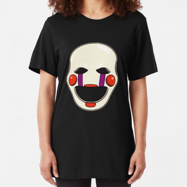 Five Nights at Freddy's - FNAF 2 - Puppet  Slim Fit T-Shirt