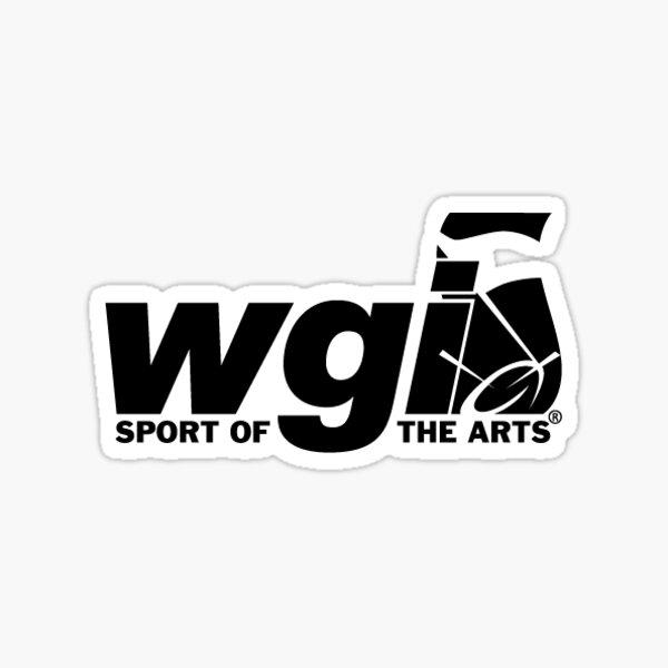 WGI Logo Sticker