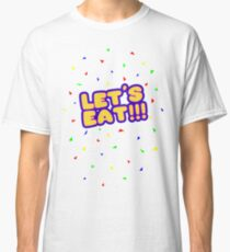 Five Nights at Freddy's - FNAF - Let's Eat Classic T-Shirt