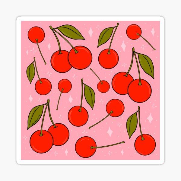 Cherries on Top Sticker