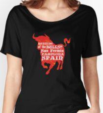 Running of the Bulls Women's Relaxed Fit T-Shirt