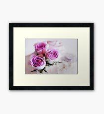 Fleur VI Framed Print