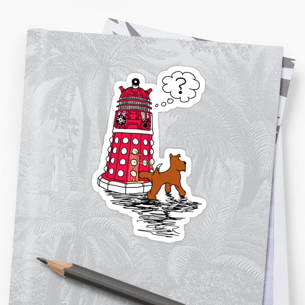 DALEK RELIEF by Keez