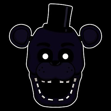 Five Nights at Freddy's - FNAF 2 - Shadow Freddy by Kaiserin