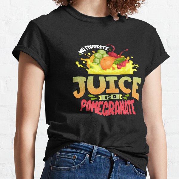 Pomegranate Juice Classic T-Shirt