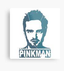 Pinkman Metal Print