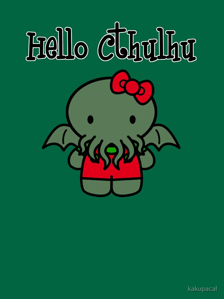 Hello Cthulhu! | Unisex T-Shirt