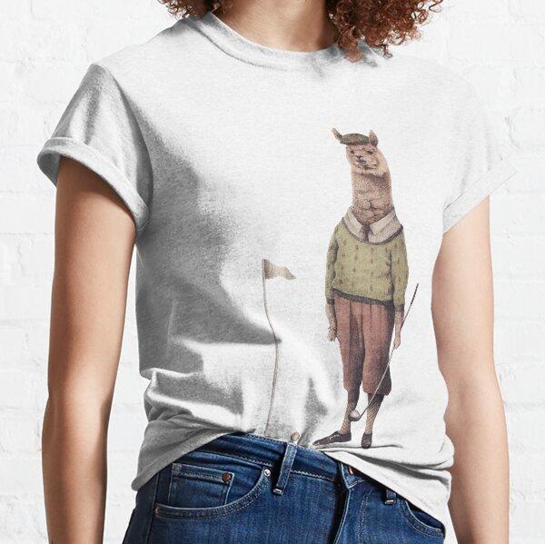 Alpaca Golf Club Classic T-Shirt
