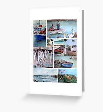 Paintings of the West Coast Greeting Card
