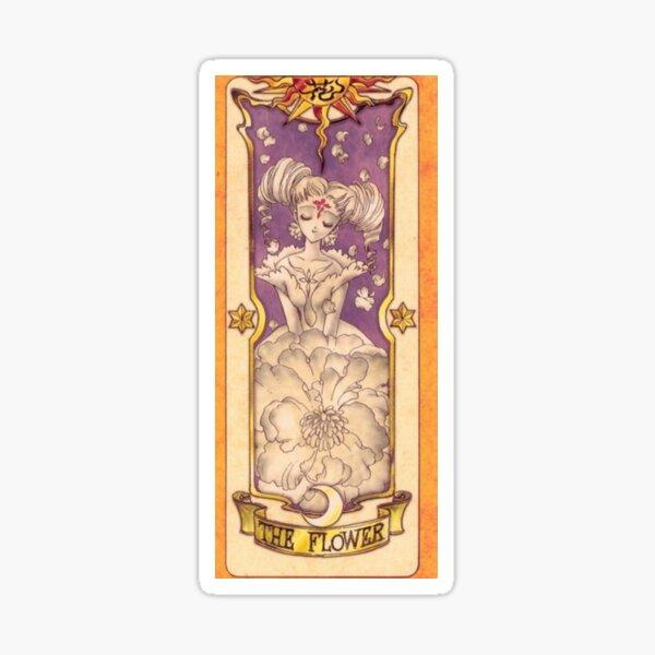 """Clow card """"The Flower"""" Sticker"""