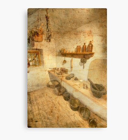 The Old Pantry Canvas Print