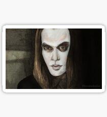 Buffy Vs. Dracula - Dracula - BtVS Sticker